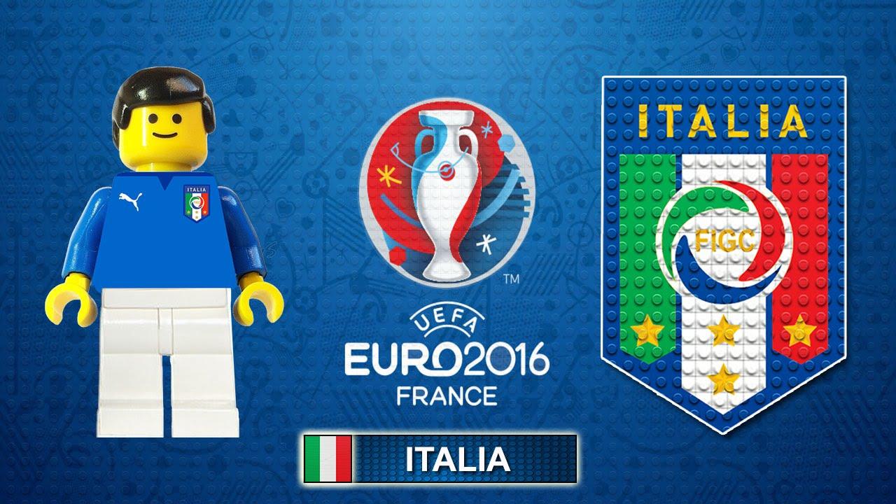 Download ITALIA Euro 2016 - Tutte le partite e i goal degli azzurri in Film Lego Calcio Euro 2016