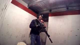 Room Clearing at Close Quarters Tactical
