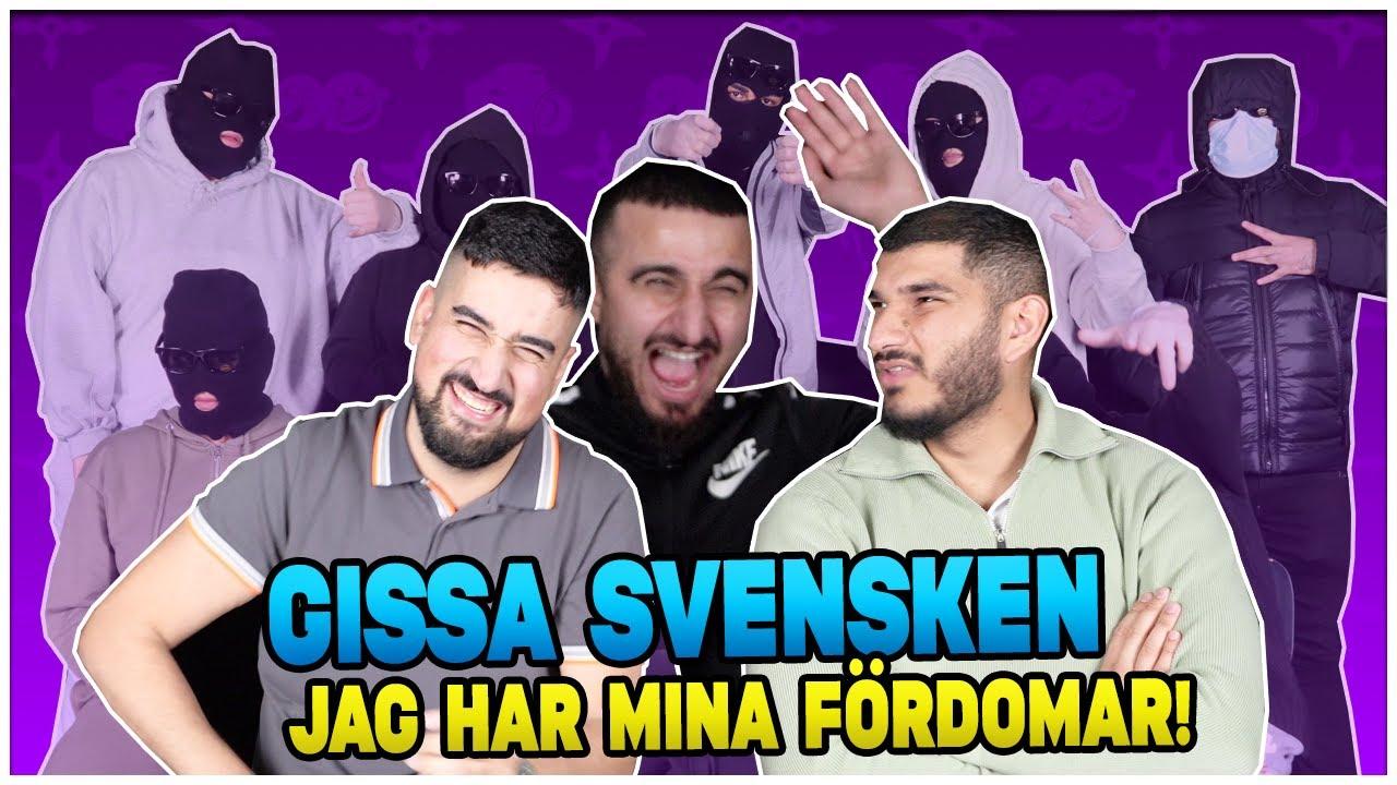 Download JAG HAR MINA FÖRDOMAR! *GISSA SVENSKEN*