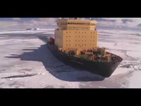 Extreme Arctic Voyage Aboard the Icebreaker Kapitan Khlebnikov