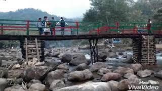 Siloni,a beautiful picnic spot to visit || karbi along,assam || picnic || bridge || diphu