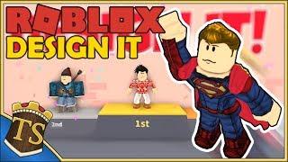 Roblox danese Progetta il miglior costume da Superman!