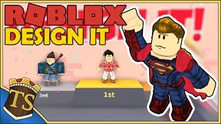 Danish Roblox | Design It-Best Superman costume!