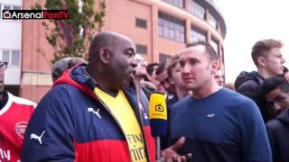Arsenal vs Sunderland 4- 1   Giroud Is The Best Plan B In The Premier League!