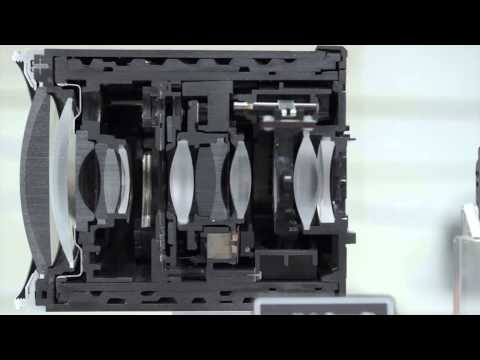 Opening up Sony's RX10 Camera (Teardown)