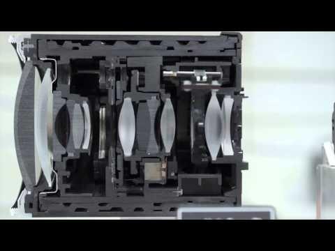 Opening up Sony's RX10 Camera (Teardown)