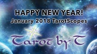 Libra January 2018 Love TarotScope
