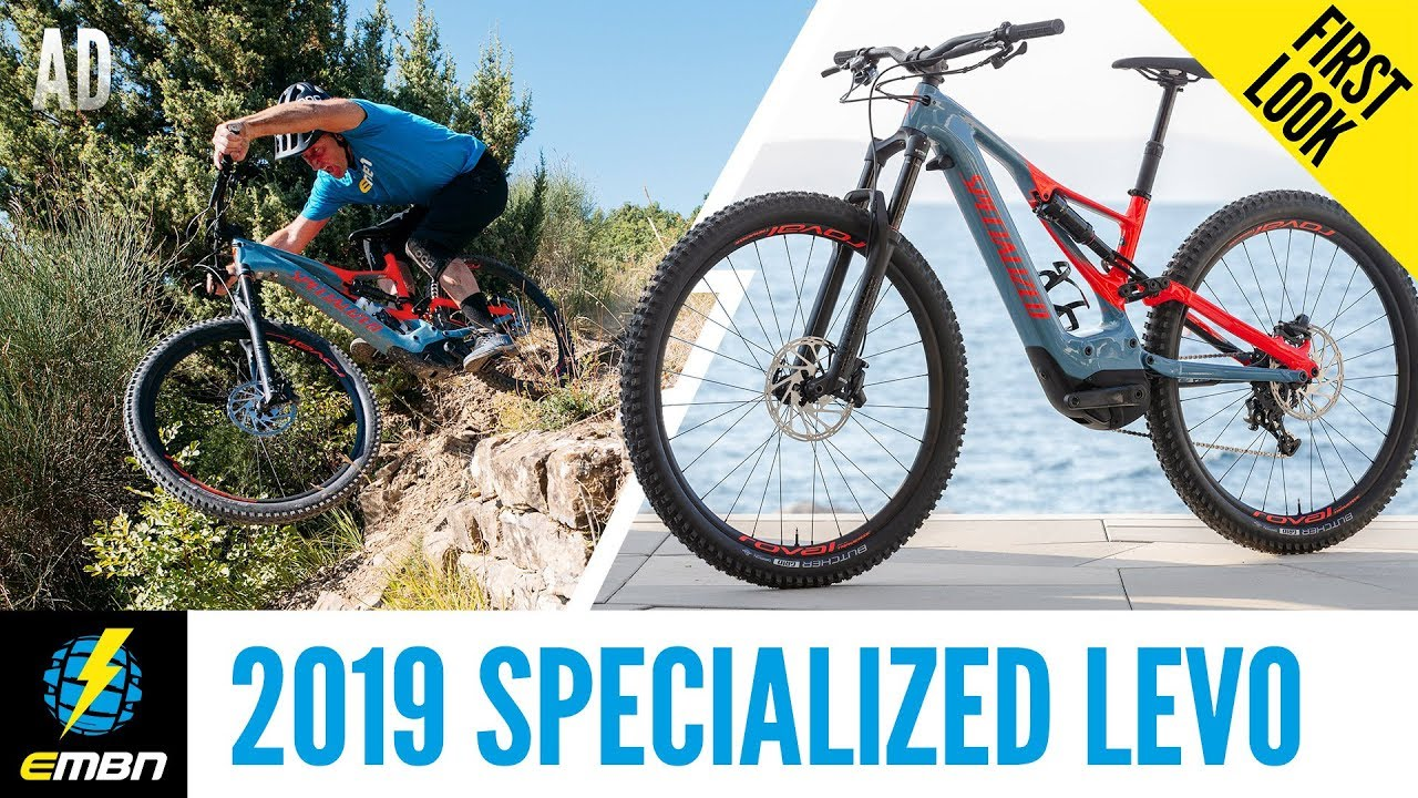 dba3d13bce2 All New 2019 Specialized Turbo Levo | EMBN First Look - YouTube