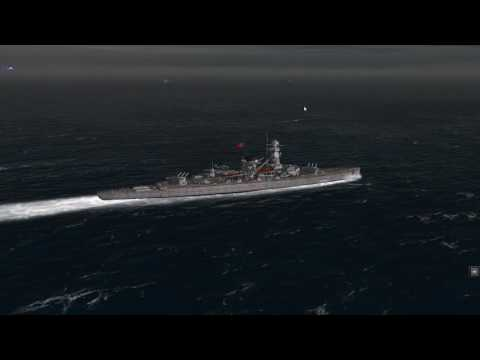 Lets Play Atlantic Fleet Part 8 They got Cruisers!