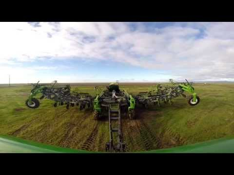 seeding boss engineering 2014 wimmera youtube