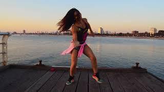 Laura V. Zumba - Calma (Remix) - Pedro Capó & Farruko