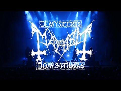 De Mysteriis Dom Sathanas Alive - Full Concert Music Video