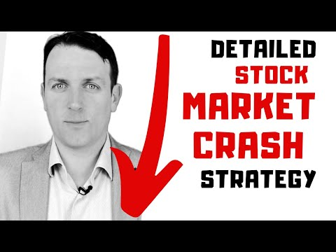 Stocks WILL CRASH - My Stock Market Crash Strategy for 2019 and 2020