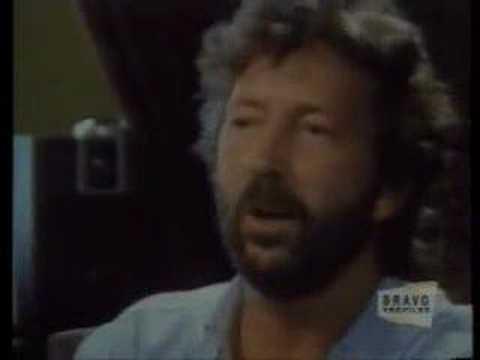 ERIC CLAPTON AND JACK BRUCE 1987