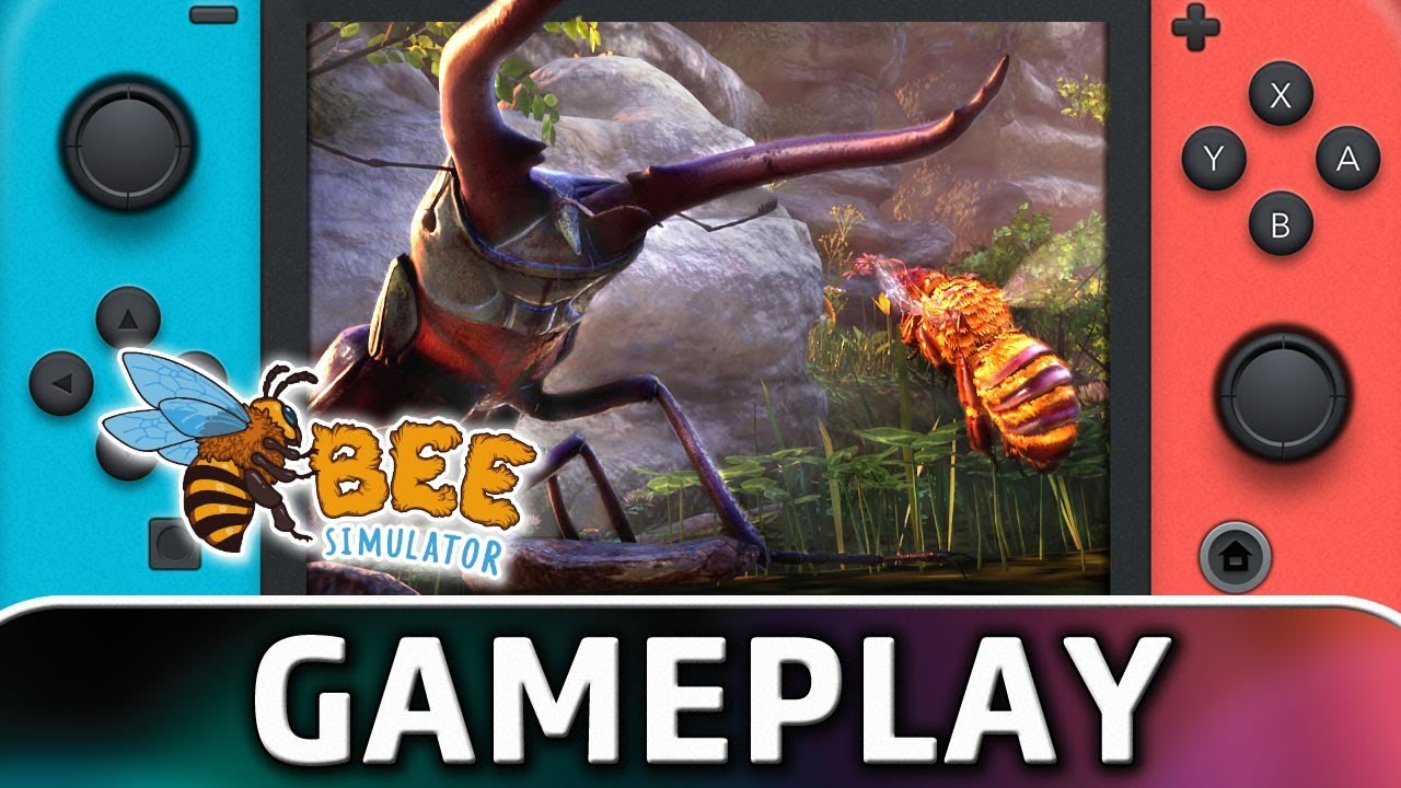 Bee Simulator | First 15 Minutes on Nintendo Switch