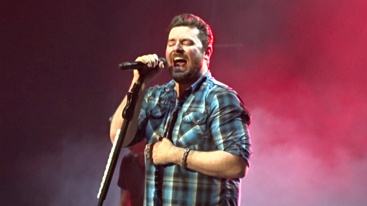 Chris Young - Christmas (Baby Please Come Home) - Wilkes Barre PA ...