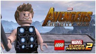 LEGO Marvel Superheroes 2 - Avengers: Infinity War Thor