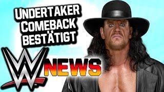 Undertaker Comeback bestätigt, TNA: Gericht hat entschieden! | WWE NEWS 89/2016
