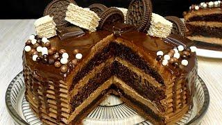 3 самых вкусных торта для любого праздника Выбери свой рецепт