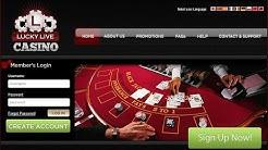 Lucky Live Casino Tour