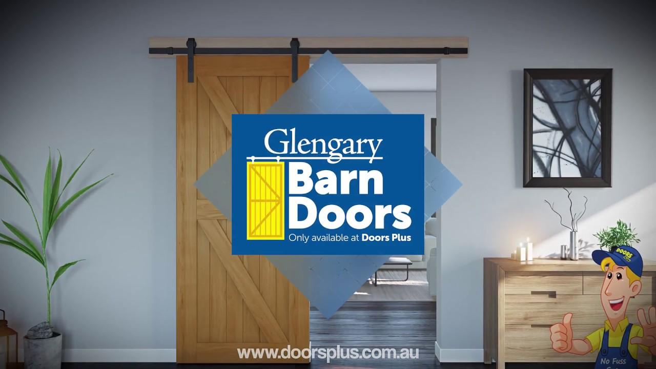Glengary™ Barn Doors | Doors Plus & Glengary™ Barn Doors | Doors Plus - YouTube