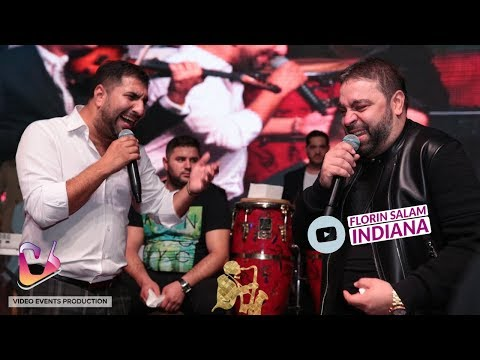 Florin Salam & Leo de Vis - Indiana || La Mia Musica Bucuresti ||
