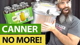 Your Pressure Canner Just Broke! Now What?
