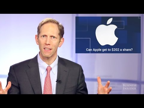 Henry Blodget dives into the $202 price target for Apple