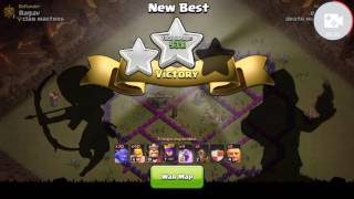 Clash of clans: episode 2 war challenge 5v5
