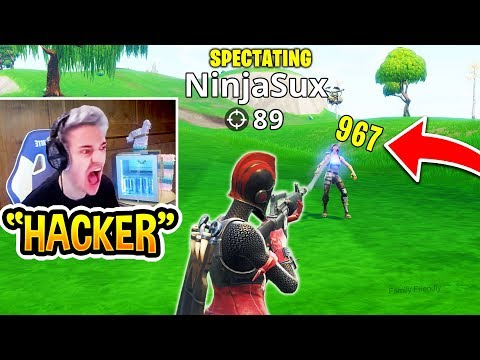 8 Fortnite YouTubers Killed By Hackers *LIVE* (Season 6)