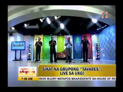 Tavares performs hit song on 'UKG'