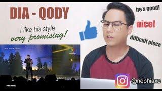 Download Lagu Dia - Qody | #SFMM33 | SINGER REACTS mp3