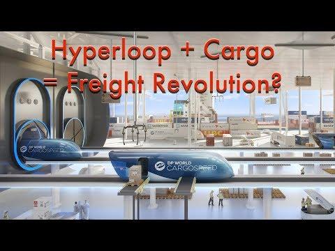 Hyperloop + Cargo = Freight Revolution?
