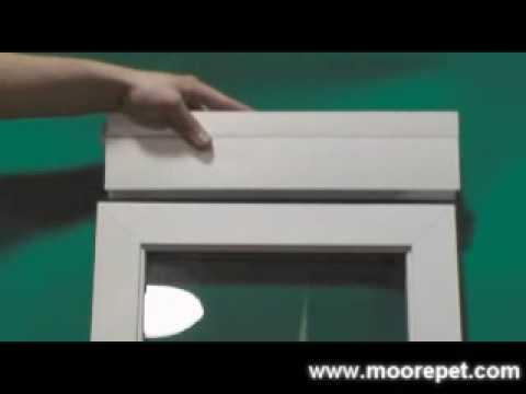 Ideal Hefty Pet VIP Patio Pet Door