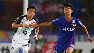 ヴァンフォーレ甲府vsレノファ山口FC J2リーグ 第9節