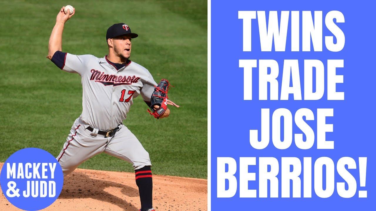 UPDATED: Minnesota Twins trade Jos Berros to Toronto Blue ...