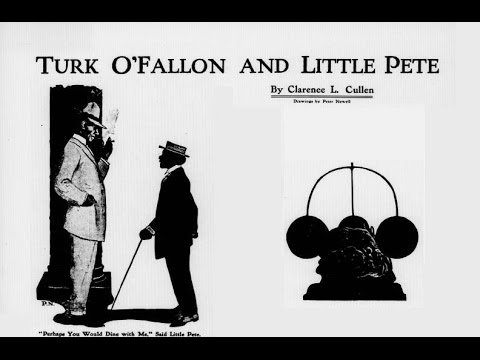 Clarence L. Cullen - Turk O Fallon and Little Pete crime story audio reading audiobook