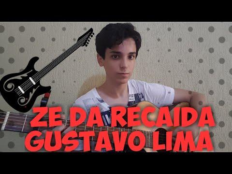 Zé da recaída - Gustavo Lima - Guilherme Porto  Acústico COVER  OutraVezDia28