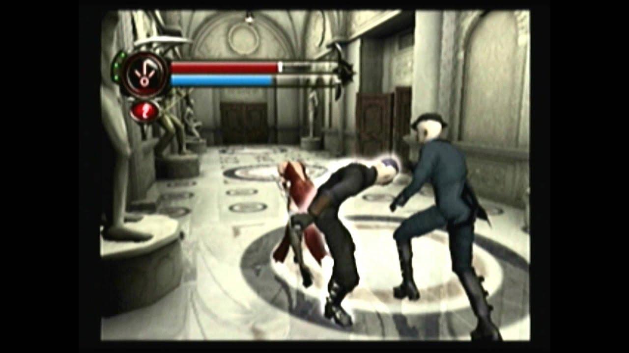 Cgrgameplay Bloodrayne 2 Ps2 Level 1 Part 9 Walkthrough Youtube