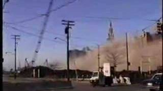 Implosion Of The Sheriff Cold Storage Building, 1/92