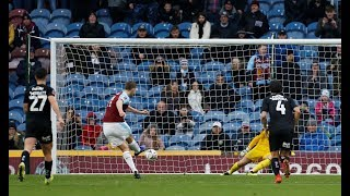Burnley 1 Barnsley 0   Match Review