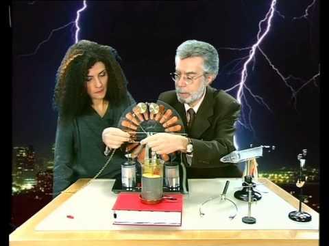 UNOSAT - I QUATTRO ELEMENTI -elettrostatica
