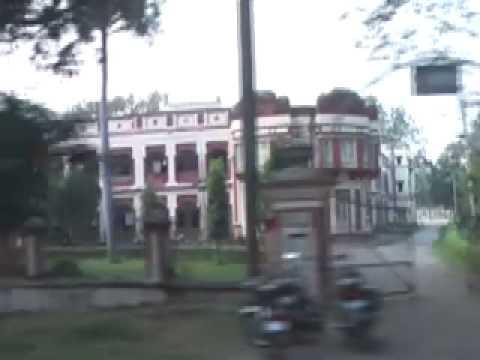 Travel India- the campus of Banaras Hindu University Varanasi