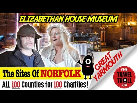 The Elizabethan House Museum In Great Yarmouth