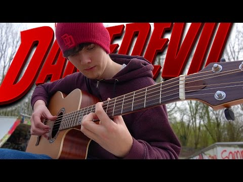 Daredevil Main Theme - Fingerstyle Guitar Cover