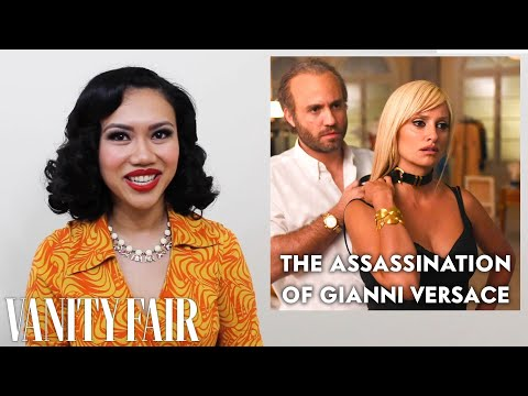 Fashion Historian Fact Checks Fashion Scenes from Film & TV | Vanity Fair