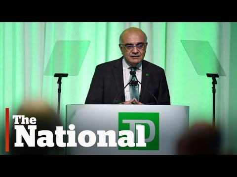 TD Boss Addresses Banking Controversy