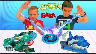 Машинки ТРАНСФОРМЕРИ! БАТЛ за новенького СКРИЧЕРА! Іграшки для хлопчиків