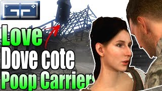 Courting Theresa | Finding Treasure under the Dove Cote | Assigning Poop Carriers for Rattay Bailiff