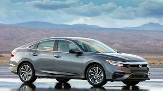 2019 New Honda Insight Rolls Out of Indiana